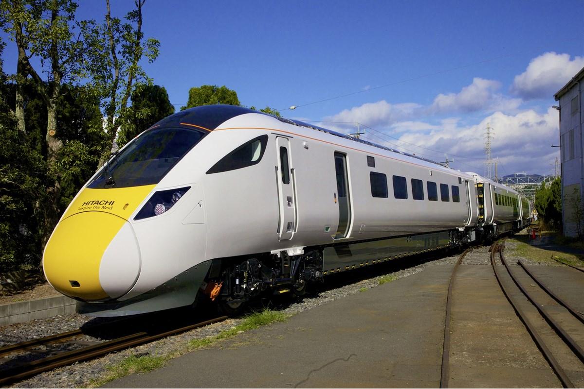 Class 800 series five-car IEP