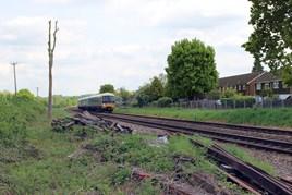Great Western Railway 166220 on May 16. CHANIN LLOYD.