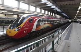 390107 at London Euston on June 6. ANTONY GUPPY.