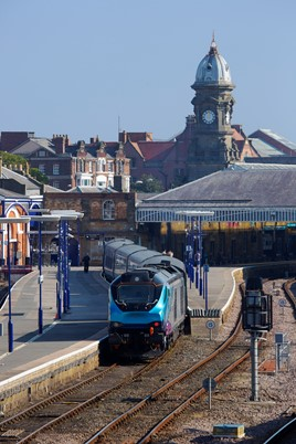 First of TPE's new Mk 5As enters passenger service