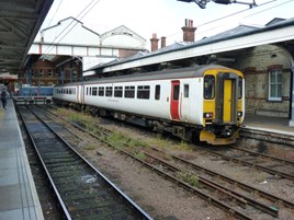 AGA 156419 at Norwich on June 6. RICHARD CLINNICK.
