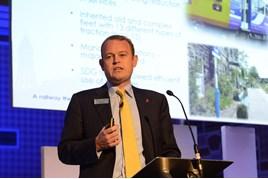 Northern Rail Managing Director Alex Hynes.