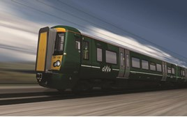 An artist's impression of a GWR Class 387. GWR.