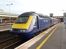 ScotRail HST fleet plans