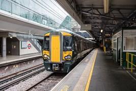 GWR 387130 at London Paddington. JACK BOSKETT.