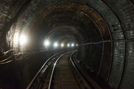 Some £288 million is being spent to modernise the Glasgow Subway, much of which was built in 1896, making it the world's third oldest underground railway. STRATHCLYDE PARTNERSHIP FOR TRANSPORT.