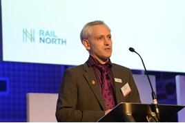 Rail North Director David Hoggarth