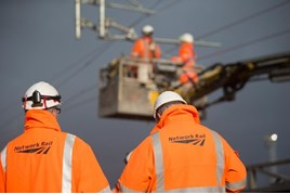 Network Rail engineers