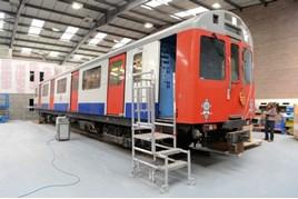 D-stock train